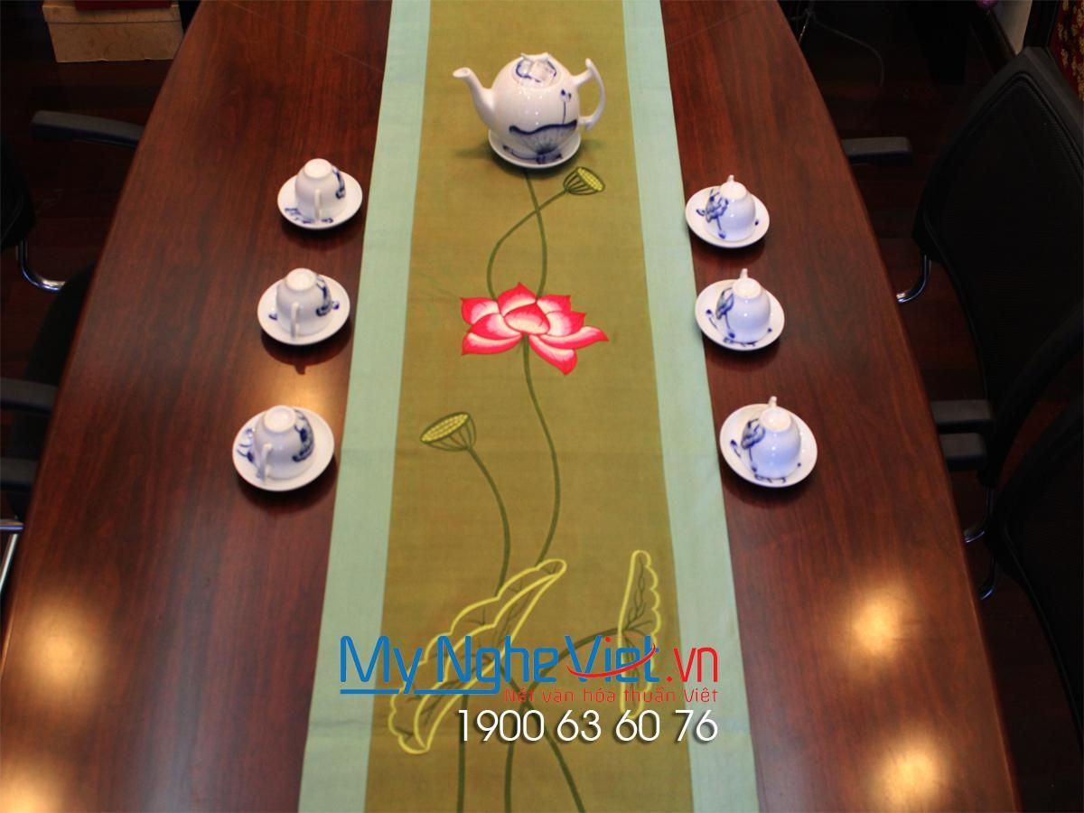 SILK TABLECLOTH - MNV-KLTB03-2