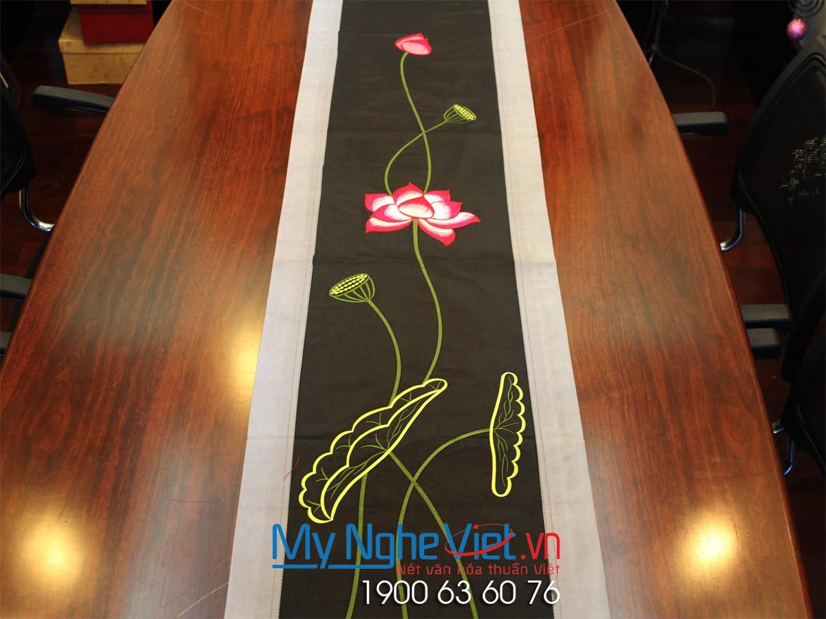 SILK TABLECLOTH - MNV-KLTB03-3