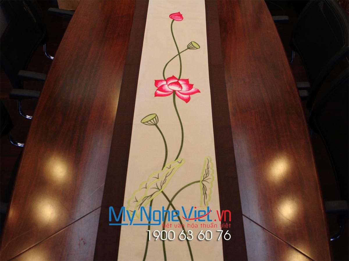 SILK TABLECLOTH - MNV-KLTB03-5