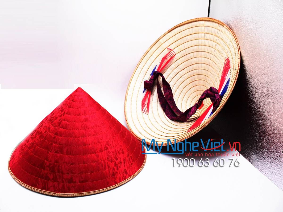 Ha Dong Silk Hat - Non La - MNV-NL01 (Large)