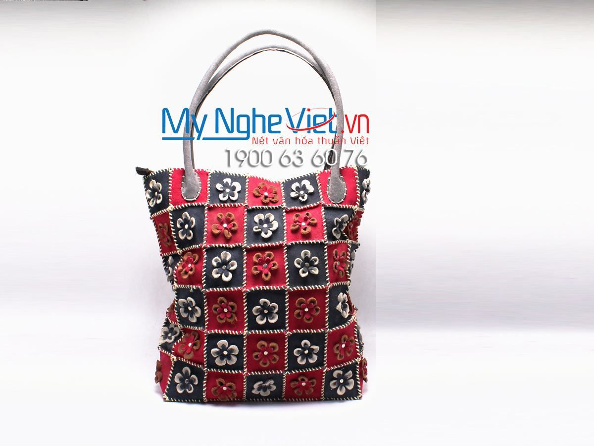 FAKE LEATHER BAG- MNV-TD01-3