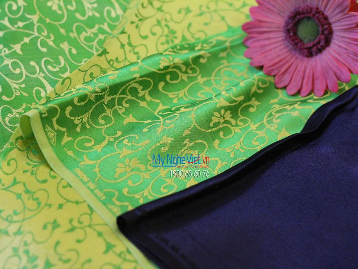 SILK Fabric - MNV-LHD04