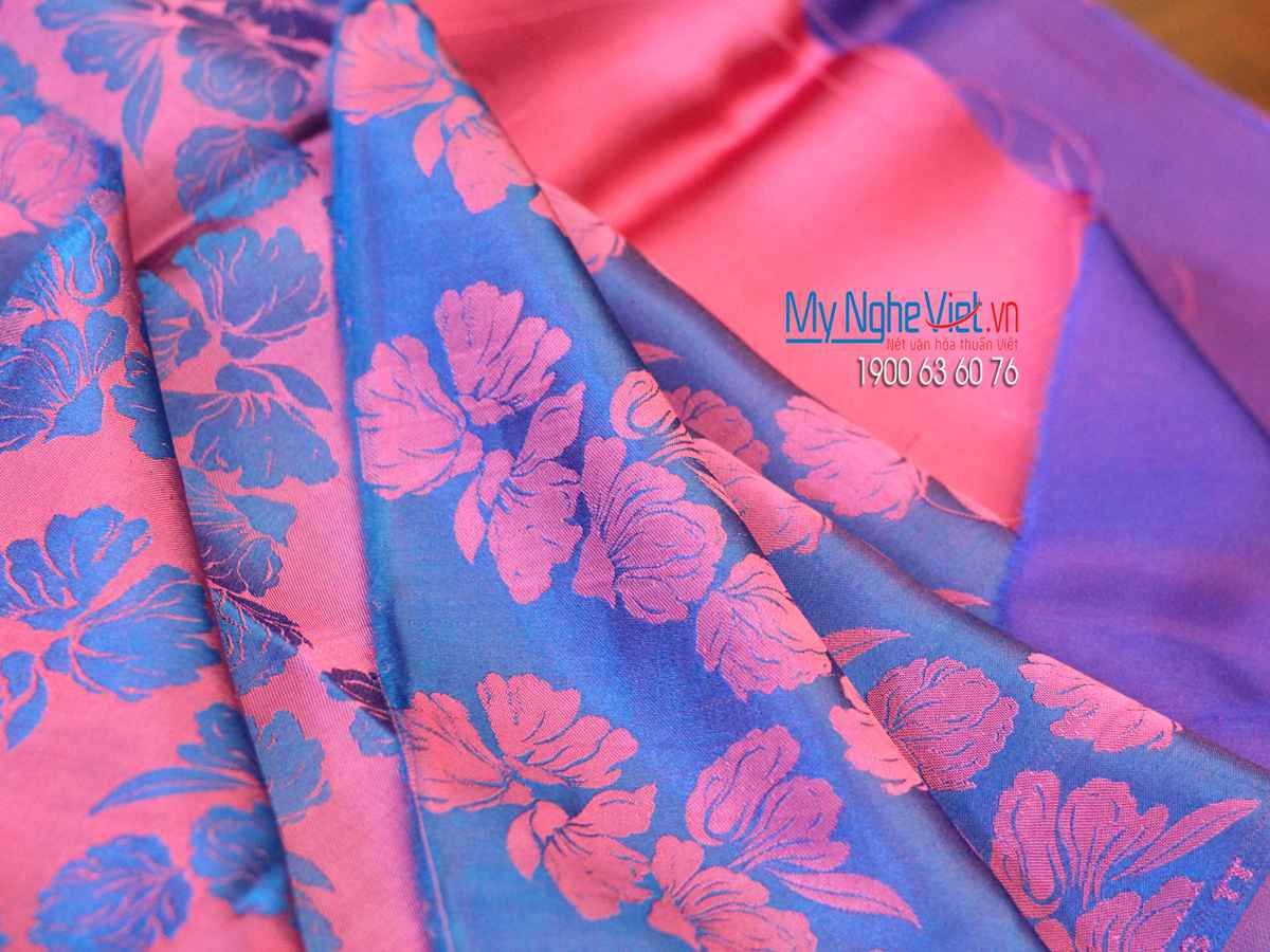 SILK Fabric - MNV-LHD07