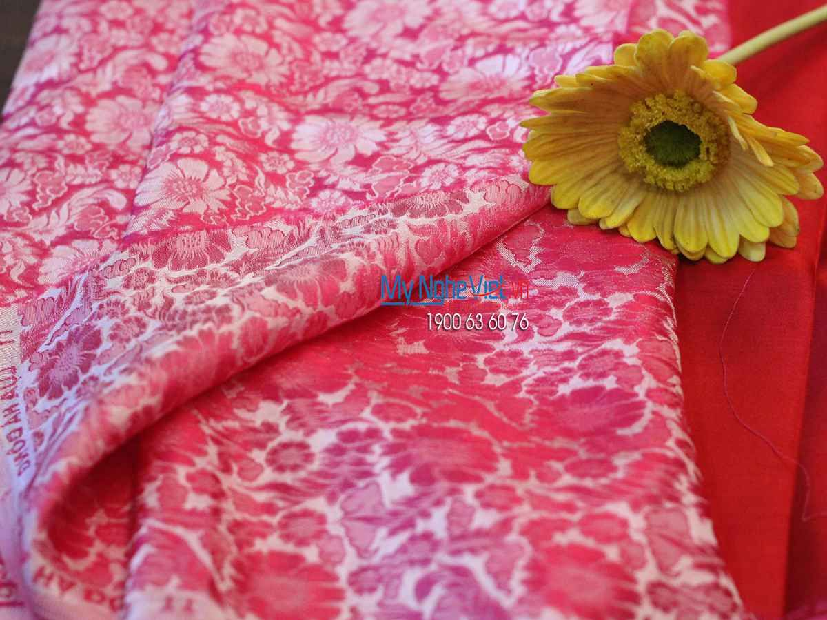 SILK Fabric - MNV-LHD09