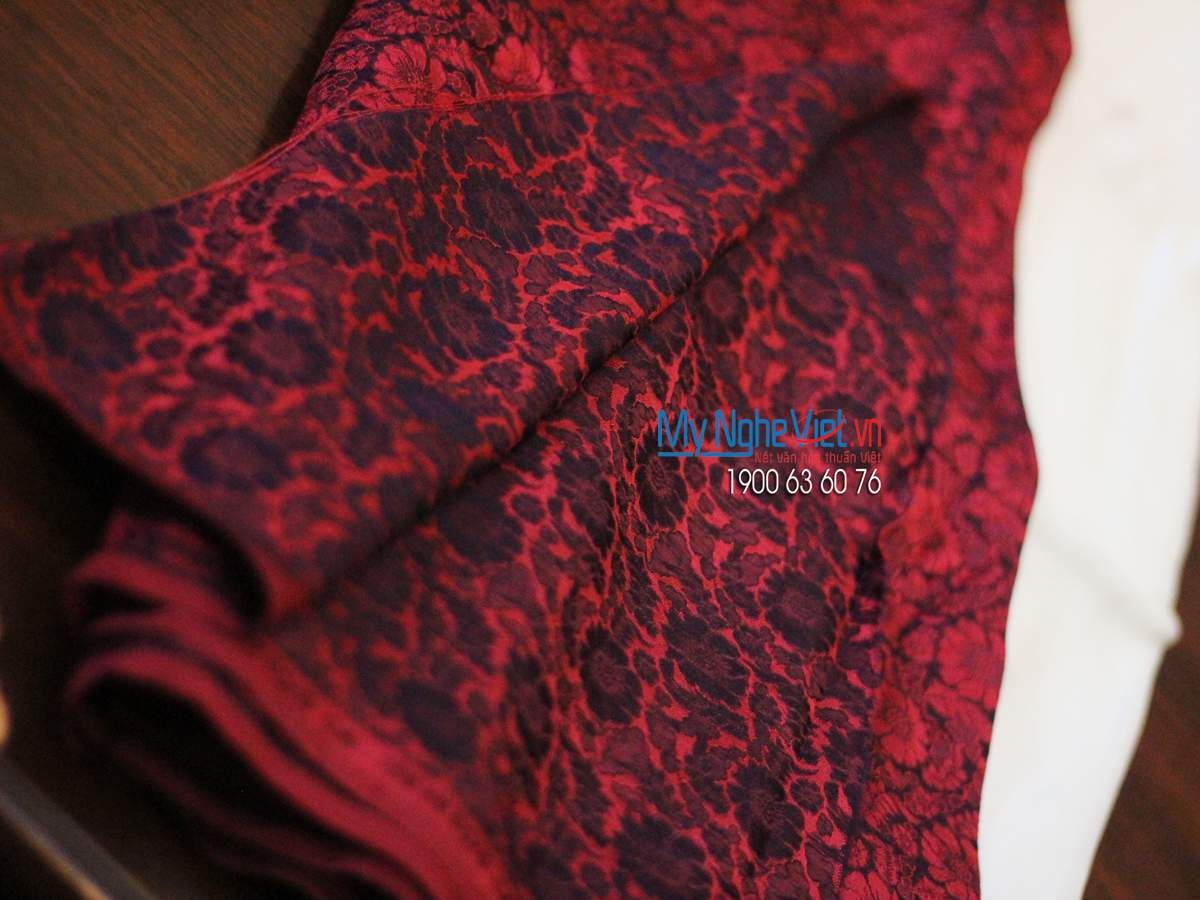 SILK Fabric - MNV-LHD12