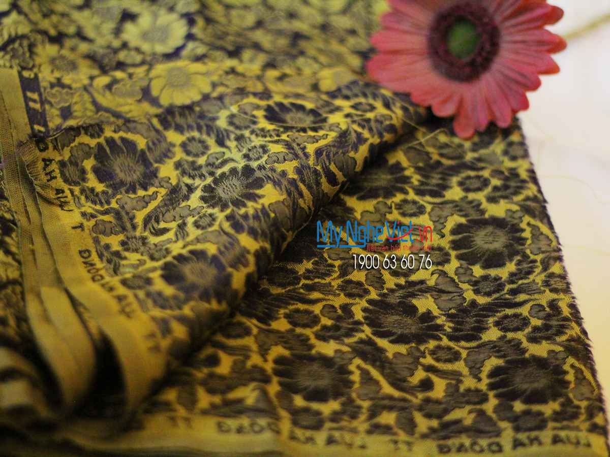 SILK Fabric - MNV-LHD13