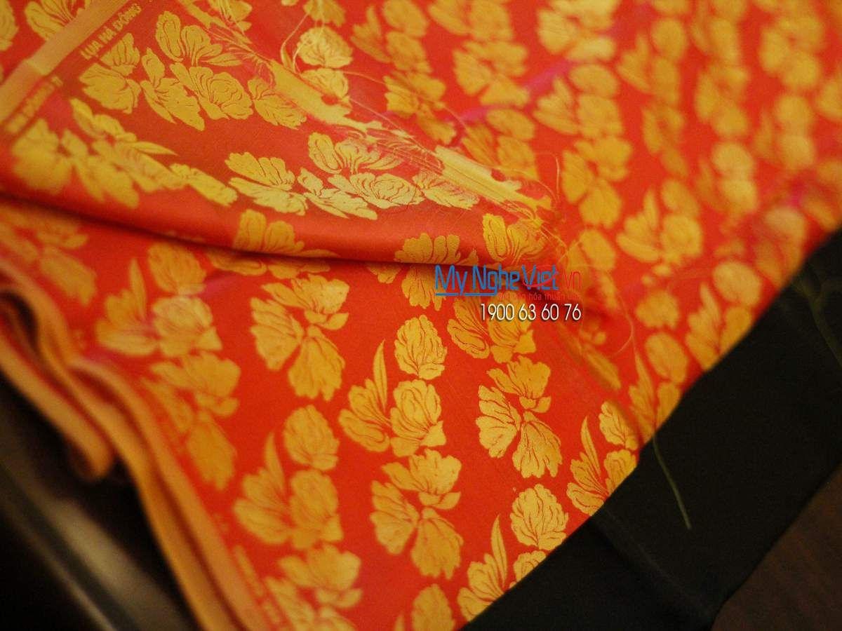 SILK Fabric - MNV-LHD14