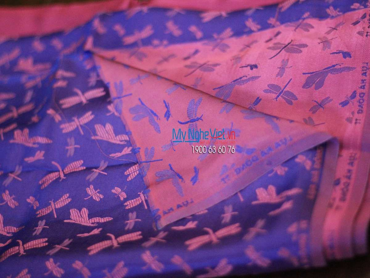 SILK Fabric - MNV-LHD15