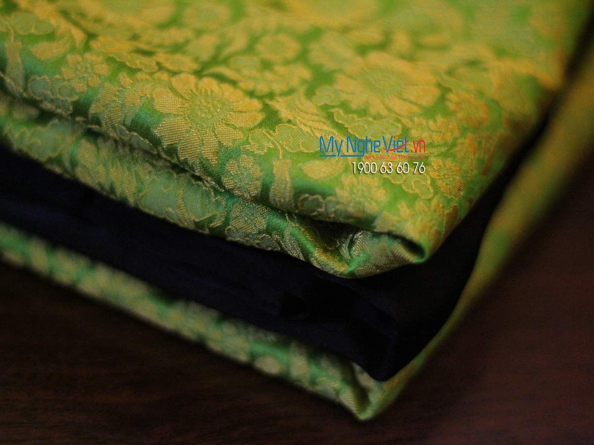 SILK Fabric - MNV-LHD18