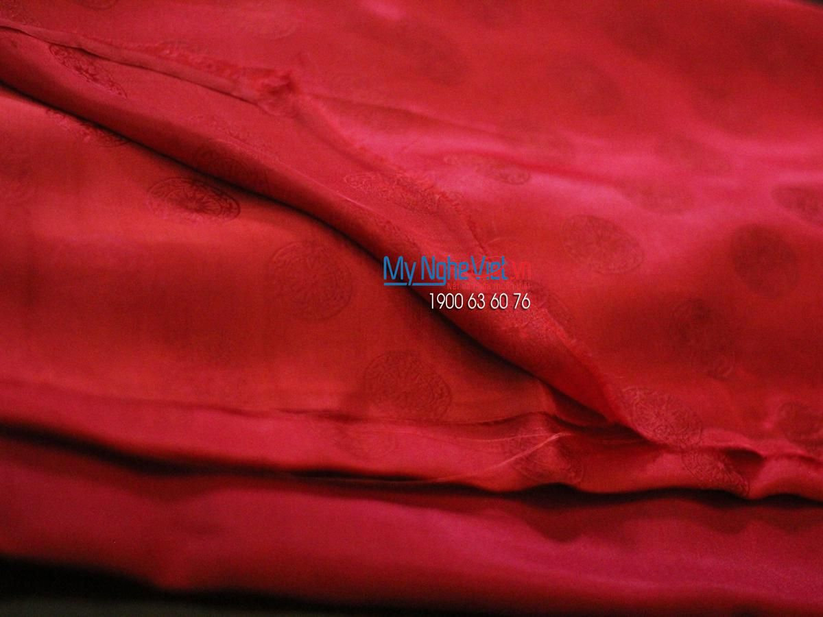 SILK Fabric - MNV-LHD19