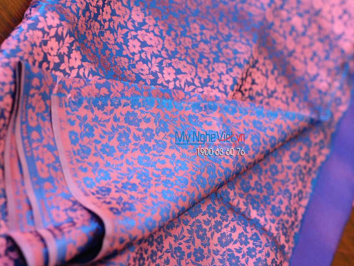 SILK Fabric - MNV-LHD21