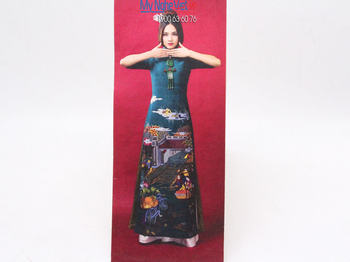 SILK Dress - MNV-HD01 (Tailored product)