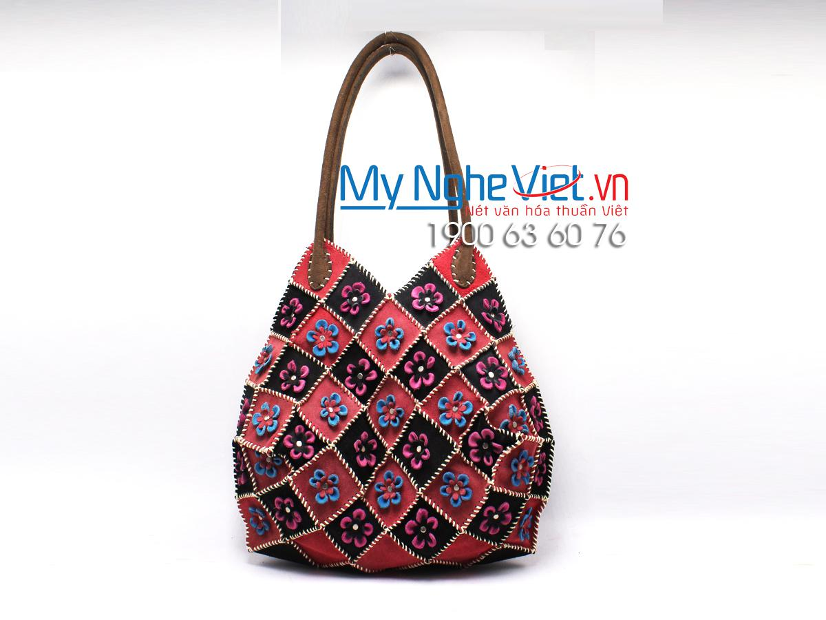 FAKE LEATHER BAG - MNV-TD02