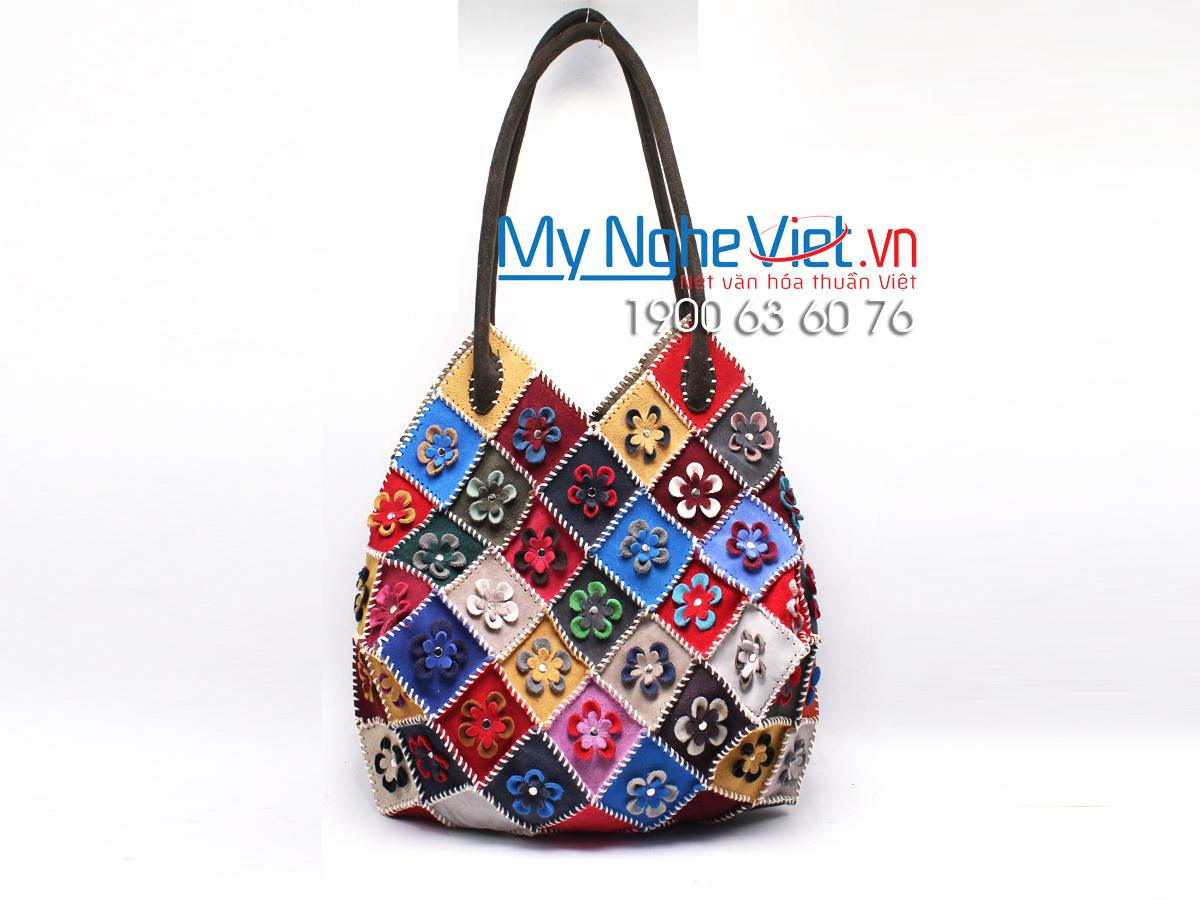 FAKE LEATHER BAG - MNV-TD02-1