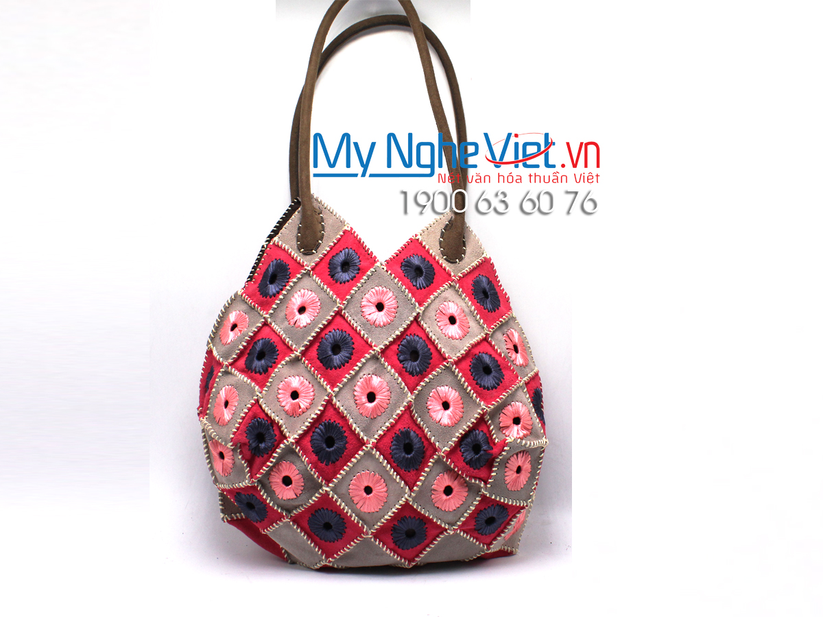 FAKE LEATHER BAG - MNV-TD02-2