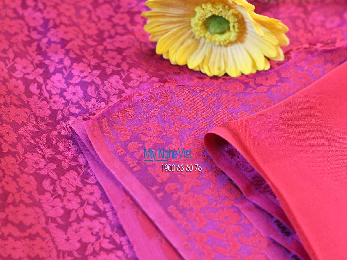 SILK Fabric - MNV-LHD02