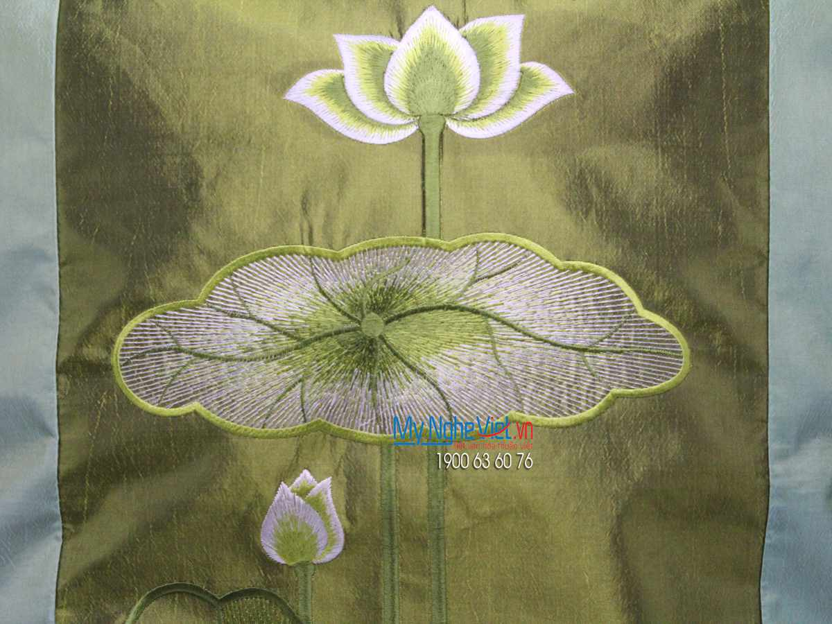 SILK PILLOWCASE - MNV-VG01/1