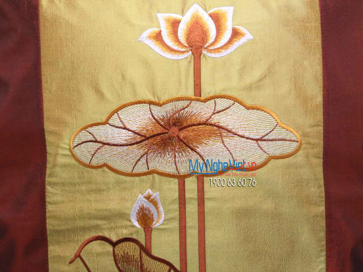 SILK PILLOWCASE - MNV-VG01/2
