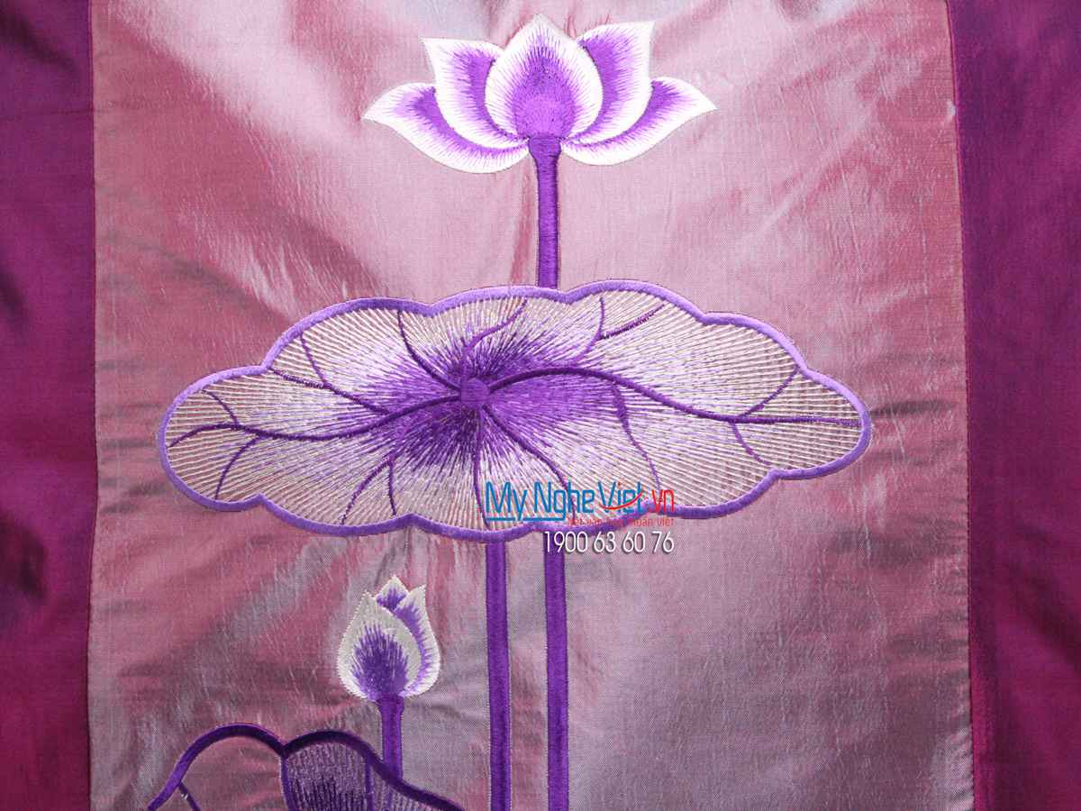 SILK PILLOWCASE - MNV-VG01/4