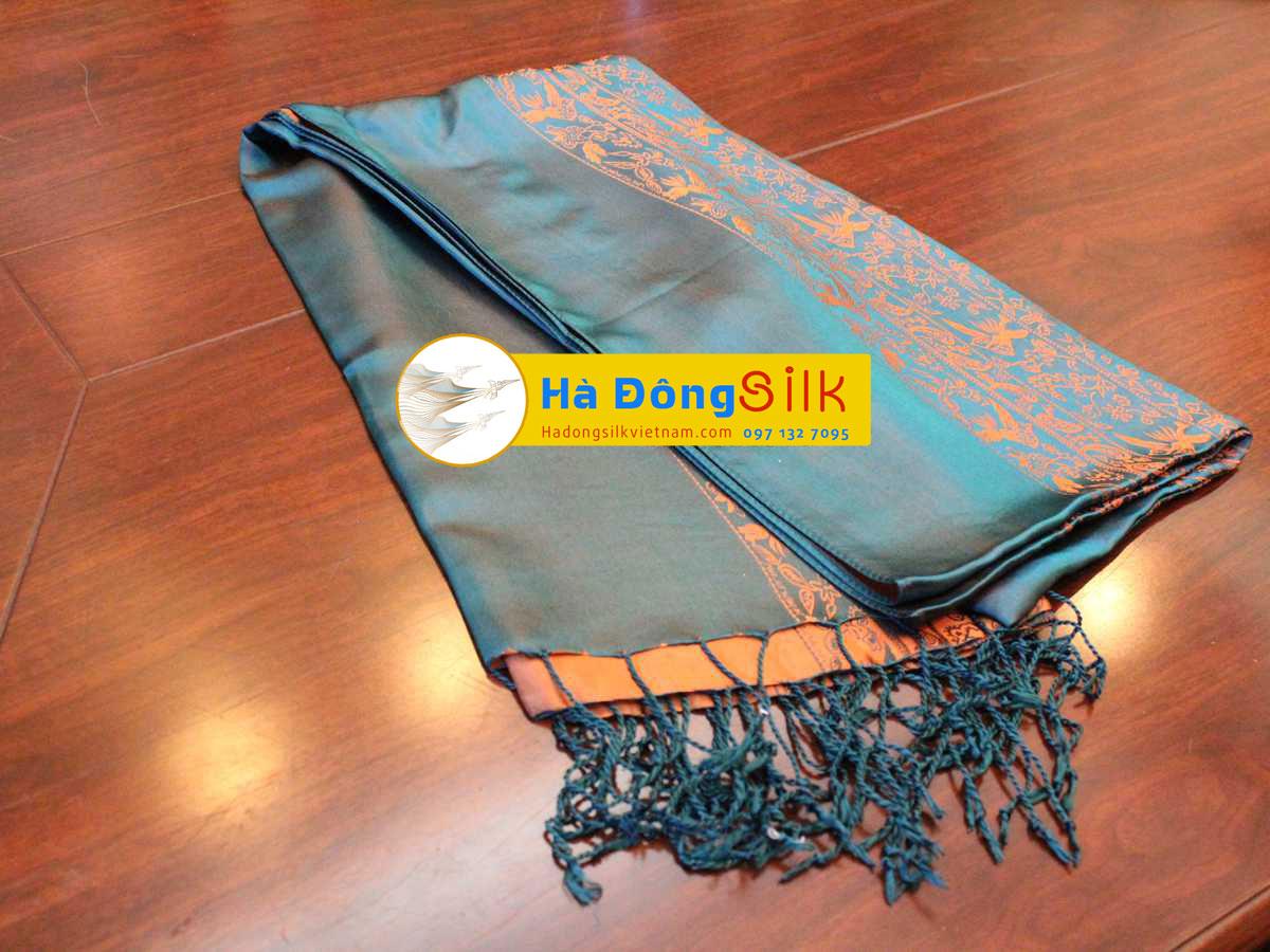 Khăn choàng cổ Hà Đông size lớn MNV-KL99
