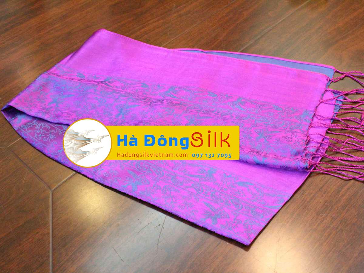 Khăn choàng cổ Hà Đông size nhỏ MNV-KL32
