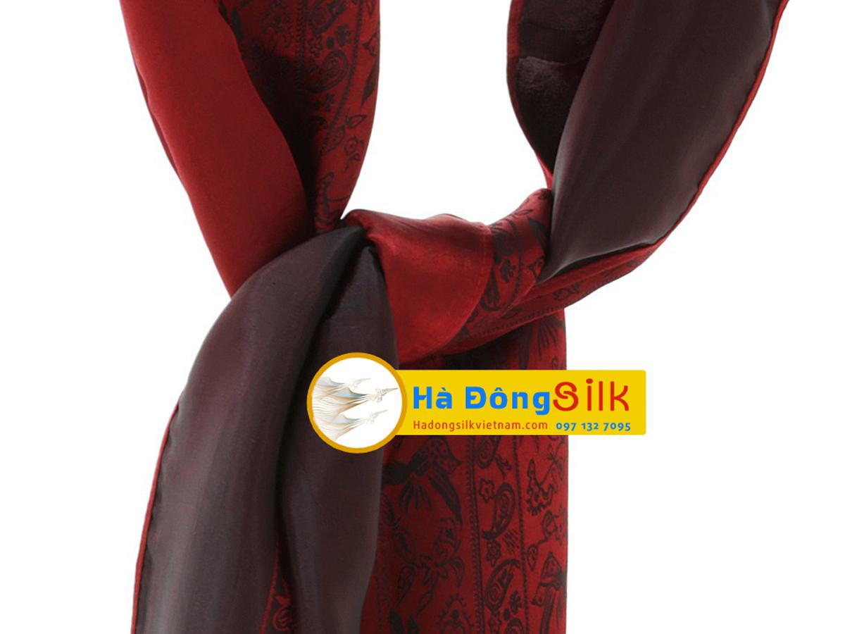 Khăn choàng cổ Hà Đông size nhỏ MNV-KL33