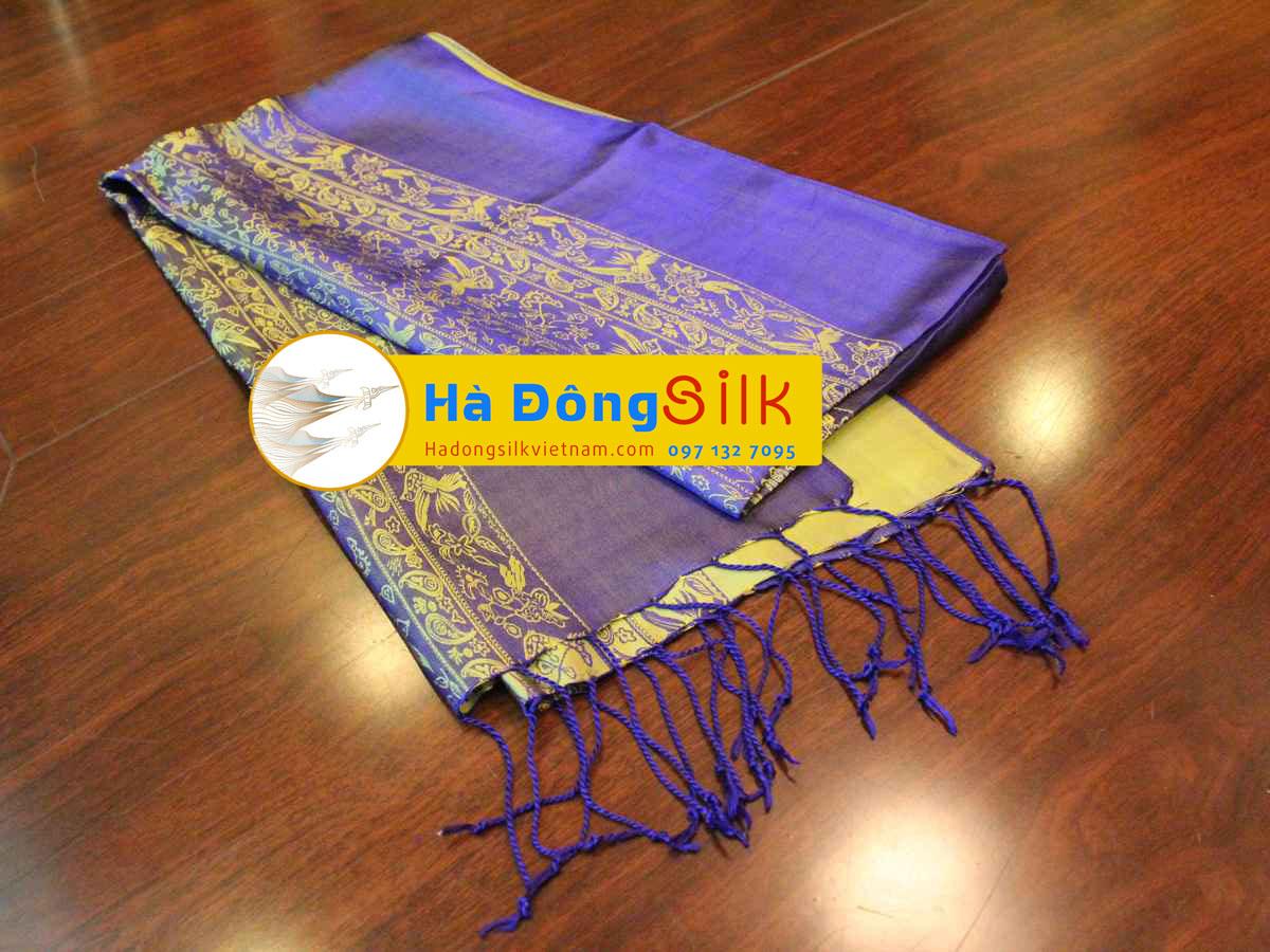 Khăn choàng cổ Hà Đông size nhỏ MNV-KL37