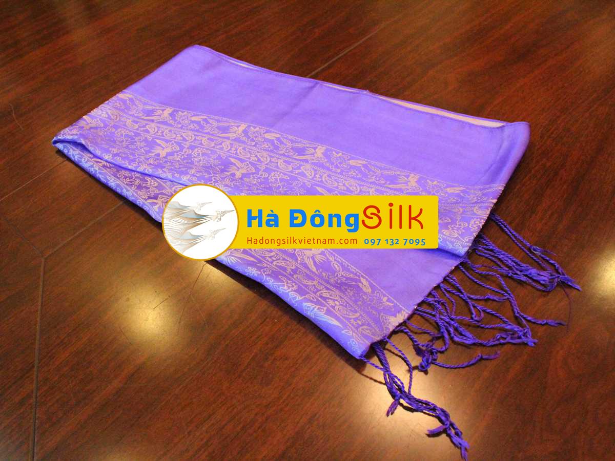 Khăn choàng cổ Hà Đông size nhỏ MNV-KL39