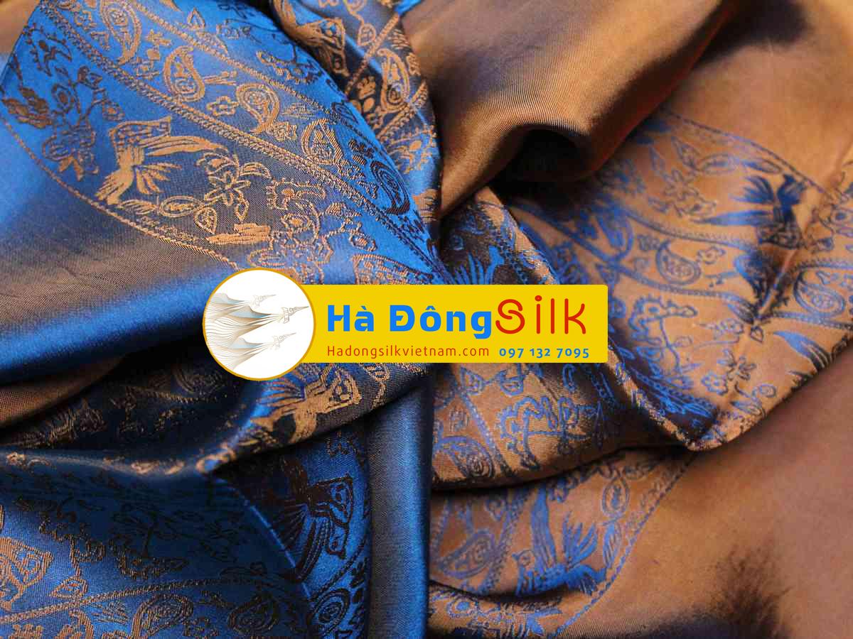 Khăn choàng cổ Hà Đông size nhỏ MNV-KL44