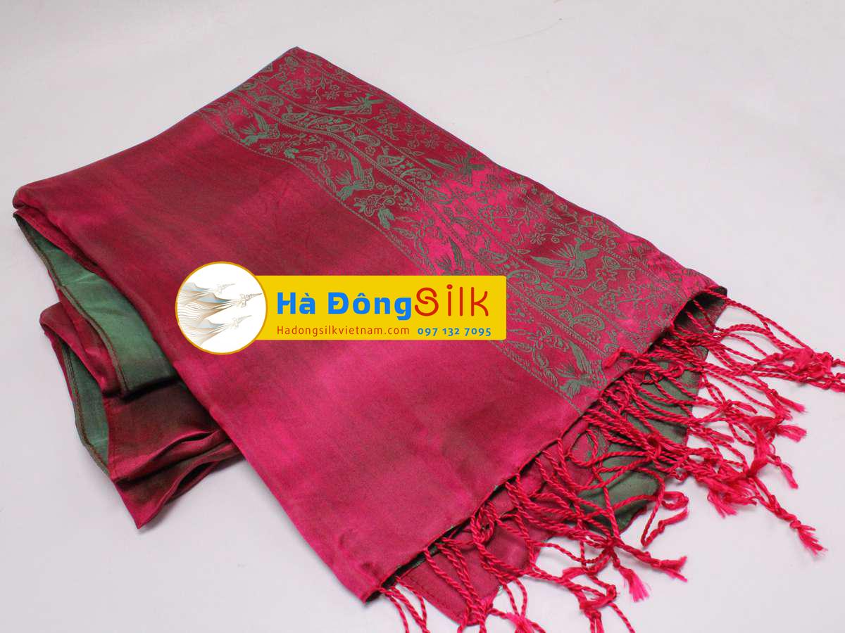 Khăn choàng cổ Hà Đông size lớn MNV-KL42